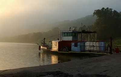 Anderson Ferry - Cincinnati Ohio, Northern Kentucky